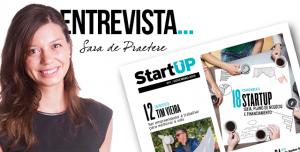 Entrevista Startup Magazine