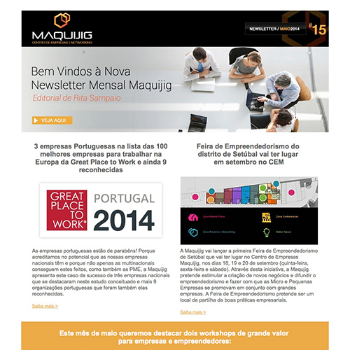 Newsletter Abril