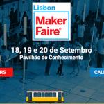 Centro de Empresas Maquijig presente na Lisbon Maker Faire com projeto MAKERSPACE