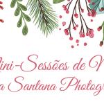 Sessões fotográficas com Rita Santana