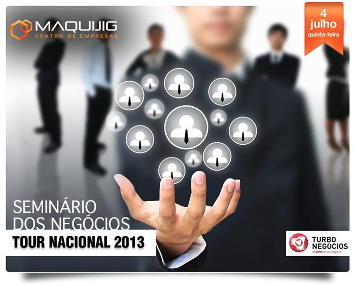 seminario dos negócios tour nacional 2013