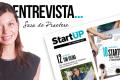 Entrevista com Sara de Praetere, fundadora da Startup Magazine